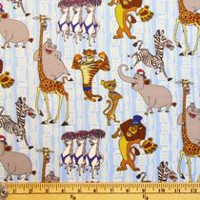 Fabric By The Metre Fabric Creations Flannel Madagascar Cotton