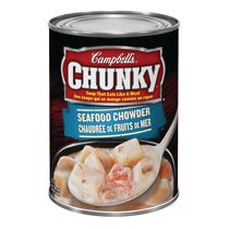 Campbell's® Chunky® Seafood Chowder