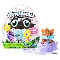 Hatchimals - CollEGGtibles - 1-Pack (Styles & Colors May Vary) by Spin Master