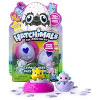 Hatchimals - CollEGGtibles - 2-Pack + Nest (Styles & Colors May Vary) by Spin Master