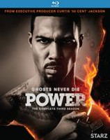 Power: The Complete Third Season  (Blu-ray) - Offert en anglais seulement