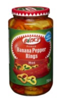 Bick's® Hot Pepper Rings