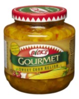 Bick's Sweet Corn Relish