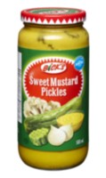 Bick's Sweet Mustard Pickles