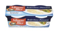 Minute Rice Ready to Serve Basmati rice