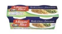 Minute Rice Ready To Serve Fine Herbs Long Grain & Wild Rice