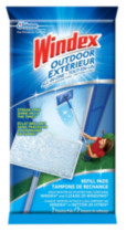 Windex™ Outdoor All-in-One Refill Pads