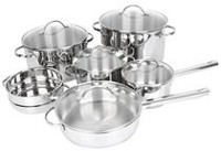 Josef Strauss Tango 11- Pieces Cookware Set