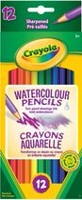 Crayola Sharpened Watercolour Pencils