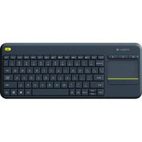 Logitech Wireless Touch Keyboard K400 – ENGLISH ONLY