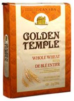 Golden Temple Whole Wheat Atta