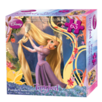 Tangled puzzle 63 pieces