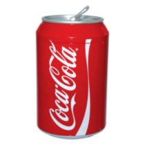 Frigo à cannettes Coca Cola