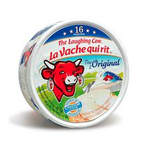 The Laughing Cow Original Processed Cheese