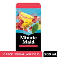 Minute Maid Punch aux Fruits