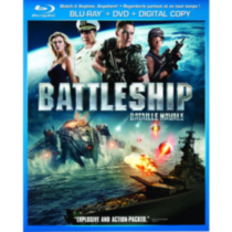 Battleship (Blu-ray + DVD + Digital Copy) (Bilingual)