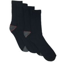 George Boys Argyle Crew Socks