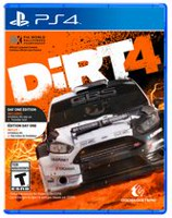 Dirt 4 (Day One Edition) (PS4)