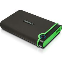 Transcend Military Drop Tested 1TB USB 3.0 External Hard Drive