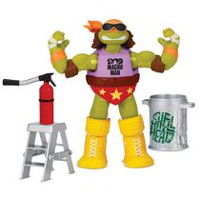 "Teenage Mutant Ninja Turtles – Ninja Superstars – Michelangelo as ""Macho Man"" Randy Savage"