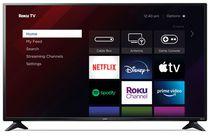 "Sanyo 55"" 4K UHD HDR10 Roku Smart TV, FW55R70F"