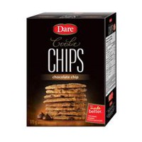 Dare Chocolate Chip Cookie Chips - 170G