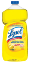 Lysol® Lemon Pour All Purpose Cleaner