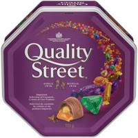 QUALITY STREET® Imported Caramels, Crémes & Pralines