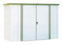 Arrow Storage Buildings Garden 8' x 3' Shed