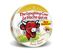 The Laughing Cow French Onion Processed Cheese