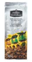 Our Finest Colombian Supremo Whole Bean Coffee