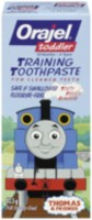 Orajel® Toddler Training Thomas & Friends Fluoride Free Toothpaste