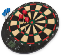 EPS 2.0 Electronic Dartboard