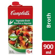 Campbell's Gluten Free Vegetable Broth