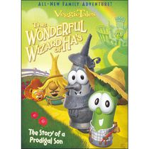 Veggie Tales : The Wonderful Wizard Of Ha's