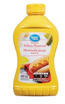 Great Value Prepared Yellow Mustard