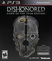 Jeu vidéo Dishonored Game of the Year pour PS3
