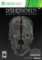Jeu vidéo Dishonored Game of the Year pour Xbox 360