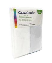 Garanimals Basinnet Fitted Sheets- 2 Pack
