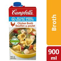 Campbell's No Salt Chicken Broth