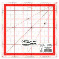 Sew Easy® Square, 6.5 x 6.5""