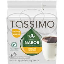 Tassimo Nabob Breakfast Blend T-Discs Coffee