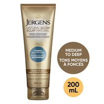 Jergens® Natural Glow™ +Firming Daily Moisturizer Tan
