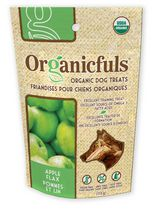Organicfuls Organic Dog Treats - Apple Flax