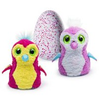 Œuf à éclore rose Créature interactive Penguala par Hatchimals