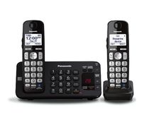 Panasonic KX-TGE242C Digital Cordless Phone with Answering System