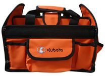 "Kubota 15"" Soft Side Tool Tote Bag"