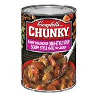 Campbell's Chunky Pub Inspired Blazin' Roadhouse Chili-Style Soup