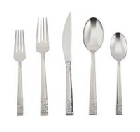 Cuisinart® Chain Collection 20-Piece Flatware Set