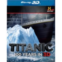 Film Titanic - 100 Years In 3D (Blu-ray) (Anglais)